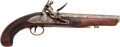 Military & Patriotic:Revolutionary War, British Tower Flintlock Pistol....