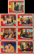 """Movie Posters:Drama, The Fountainhead (Warner Brothers, 1949). Lobby Cards (7) (11"""" X14""""). Drama.. ... (Total: 7 Items)"""