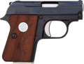 Handguns:Semiautomatic Pistol, Boxed Colt Junior Semi-Automatic Pistol....