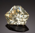 Gems:Faceted, RARE GEMSTONE: ANGLESITE - 70.97 CT.. Touissit, Morocco. ...