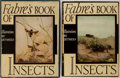 Books:Natural History Books & Prints, E. J. Detmold [illustrator]. Fabre's Book of Insects. Tudor, 1937. Sixth printing. Publisher's decorated cloth. ...