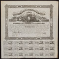 Confederate Notes:Group Lots, Ball 148 Cr. 111 $500 1862 Bond Fine-Very Fine. . ...