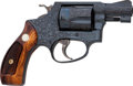 Handguns:Double Action Revolver, Boxed and Engraved Smith & Wesson Model 36 Double Action Revolver.... (Total: 2 Items)