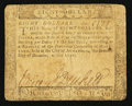 Colonial Notes:Maryland, Maryland December 7, 1775 $8 Very Fine.. ...