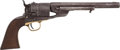 Handguns:Single Action Revolver, U.S. Marked Colt 1860 Army Richards Revolver....