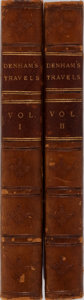 Books:Travels & Voyages, Dixon Denham, Hugh Clapperton, and Walter Oudney. Narrative ofTravels and Discoveries in Northern and Central Africa. ... (Total:2 Items)