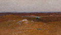 Paintings, ROBERT SWAIN GIFFORD (American, 1840-1905). Menemsha Bight. Oil on canvas. 15 x 24-1/2 inches (38.1 x 62.2 cm). Artist's...