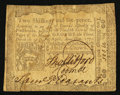 Colonial Notes:Pennsylvania, Pennsylvania April 3, 1772 2s 6d Fine-Very Fine.. ...