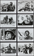 "Movie Posters:War, The Boys in Company C (Columbia, 1978). Photos (24) (8"" X 10"").War.. ... (Total: 24 Items)"