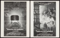 """Movie Posters:Fantasy, Batteries Not Included (Universal, 1987). Advertising Concept ArtSheets (2) (11"""" X 14""""). Fantasy.. ... (Total: 2 Items)"""