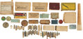 Ammunition, Large Lot of Miscellaneous Ammunition and Brass....