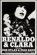 "Movie Posters:Musical, Renaldo and Clara (Circuit Films, 1978). One Sheet (27"" X 41""). Musical.. ..."