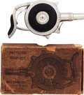 "Handguns:Derringer, Palm, Rare Boxed ""Protector"" 7-Shot Revolver by Chicago Arms Co. ..."