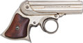 Handguns:Derringer, Palm, Remington-Elliot 4-Barrel Ring Trigger Derringer....