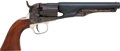 Handguns:Muzzle loading, Boxed Colt Black Powder Series Fluted Police PercussionRevolver....