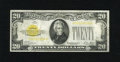 Small Size:Gold Certificates, Fr. 2402 $20 1928 Gold Certificate. Very Fine.. A middle grade circulated Gold Certificate likely to sell in the range of......