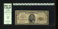 National Bank Notes:Maine, Portland, ME - $5 1929 Ty. 1 The Portland NB Ch. # 4128. Other than the six notes from the Serial #1 sheet, this additio...
