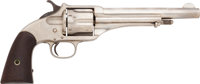 Rare Forehand & Wadsworth New Model Army Single Action Revolver