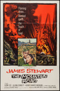 "Movie Posters:War, The Mountain Road (Columbia, 1960). One Sheet (27"" X 41"") and LobbyCard Set of 8 (11"" X 14""). War.. ... (Total: 9 Items)"