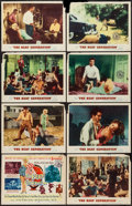 """Movie Posters:Exploitation, The Beat Generation (MGM, 1959). Lobby Card Set of 8 (11"""" X 14"""").Exploitation.. ... (Total: 8 Items)"""