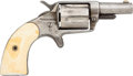Handguns:Derringer, Palm, Colt New House Model Pocket Revolver....