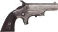 Handguns:Derringer, Palm, Southerner Single Shot Derringer by Merrimack Arms....