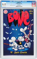 Modern Age (1980-Present):Humor, Bone CGC-Graded Signed Copies Group (Cartoon Books, 1991-93)....(Total: 5 Comic Books)