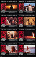 "Movie Posters:Drama, The Last Temptation of Christ (Universal, 1988). British Lobby Card Set of 8 (11"" X 14""). Drama.. ... (Total: 8 Items)"