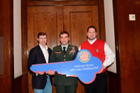 Rifle will be built personally for you by Green Beret and HelpingaHero.org Home Recipient, SFC John Wayne Walding, USA (...