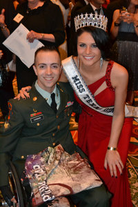 Tea for 8 with Miss Texas USA Ali Nugent Benefiting Helping a Hero