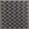 American:Modern, YVARAL (JEAN-PIERRE VASARELY) (French, 1934-2002). AccélérationOptique, 1964. Silkscreen on folded paper laid on panel ...