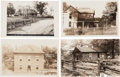 Miscellaneous:Postcards, Postcards Relating to the Filming of the James BrothersBiographical Film. ...