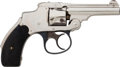 Handguns:Double Action Revolver, Boxed Smith & Wesson .32 Safety Hammerless 1st Model Double Action Revolver....