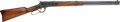 Long Guns:Lever Action, Spanish copy of Winchester Lever Action Saddle Ring Carbine....