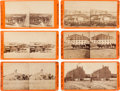 Photography:Stereo Cards, Group of Six E & H. T. Anthony Civil War Stereoviews.... (Total: 6 Items)