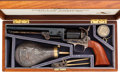 Handguns:Muzzle loading, Cased Colt Black Powder Series Model 1851 Navy Robert E. LeeCommemorative Percussion Revolver....