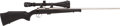 Long Guns:Bolt Action, CZ Model 452-2E ZKM Bolt Action Rifle with Telescopic Sight....