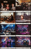 "Movie Posters:Rock and Roll, Give My Regards to Broad Street (20th Century Fox, 1984). MiniLobby Card Set of 8 (11"" X 14""). Rock and Roll.. ... (Total: 8Items)"