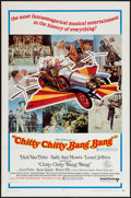 "Movie Posters:Fantasy, Chitty Chitty Bang Bang (United Artists, 1969). One Sheet (27"" X 41"") Style B. Fantasy.. ... (Total: 2 Items)"