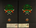Baseball Collectibles:Tickets, 1995 Cal Ripken Jr. Record Tying and Breaking Full Tickets andPrograms....
