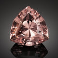 Gems:Faceted, RARE GEMSTONE: PINK FLUORITE - 221 CT.. Gilgit, Pakistan....