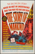 """Movie Posters:Fantasy, The Story of Mankind (Warner Brothers, 1957). One Sheet (27"""" X 41"""") & Lobby Card Set of 8 (11"""" X 14"""").. ... (Total: 9 Items)"""