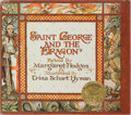 Books:Children's Books, Margaret Hodges and Trina Schart Hyman. INSCRIBED. Saint Georgeand the Dragon. Little, Brown, 1984. Second prin...