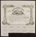 Confederate Notes:Group Lots, Ball 62 Cr. 85 $1000 1861 Bond Fine.. ...