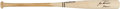 Baseball Collectibles:Bats, 2000 Jose Canseco Game Used Signed Bat. ...