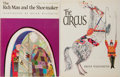 Books:Children's Books, Brian Wildsmith, illustrator. Two SIGNED Children's Booksincluding: The Circus. Oxford University Press, 1979.Publ... (Total: 2 Items)