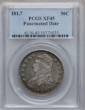 Bust Half Dollars, 1817 50C Punctuated Date XF45 PCGS. O-103, R.2....