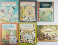 Books:Children's Books, [Children's Books] Steven Kellogg. Lot of Six INSCRIBED BooksWritten and Illustrated by Steven Kellogg. All examples publis...(Total: 6 Items)