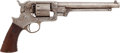 Handguns:Muzzle loading, U.S. Starr Single Action Army Percussion Revolver. ...