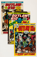 Bronze Age (1970-1979):Western, Outlaw Kid Savannah pedigree Group (Marvel, 1971-75) Condition: Average VF/NM.... (Total: 21 Comic Books)